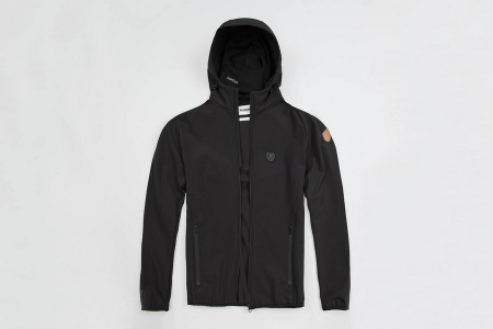 Full Face Softshell Jacket