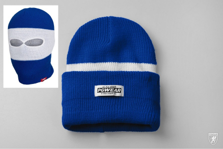 Hat Troublemaker Blue/White
