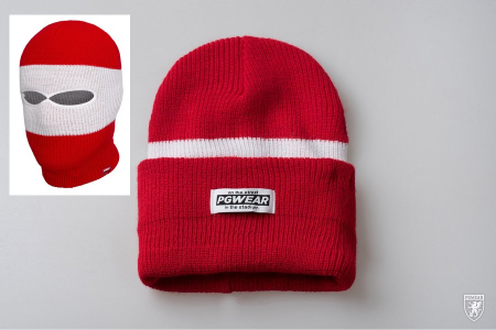 Hat Troublemaker Red/White